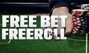 Free Bet Freeroll