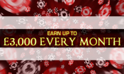 £3,000 monthly bonus
