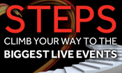 Genting Club Events Steps
