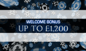 £1,200 welcome bonus